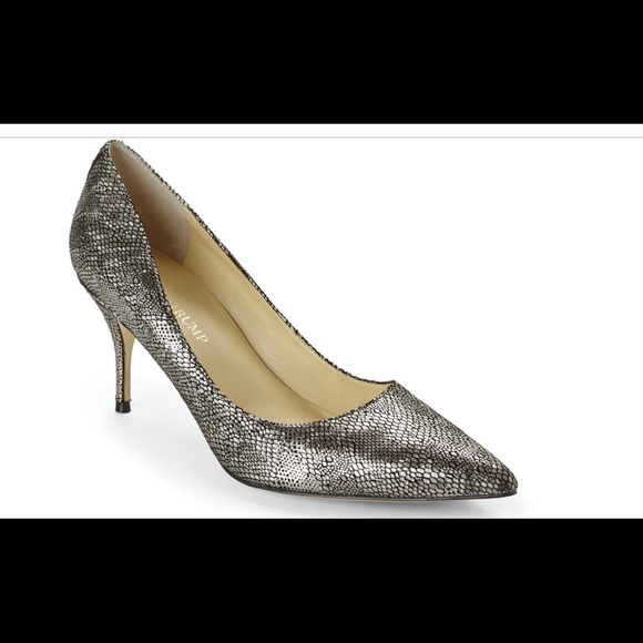 8c9f25653cb4 Ivanka Trump Shoes - IVANKA TRUMP SNAKE SKIN PUMP